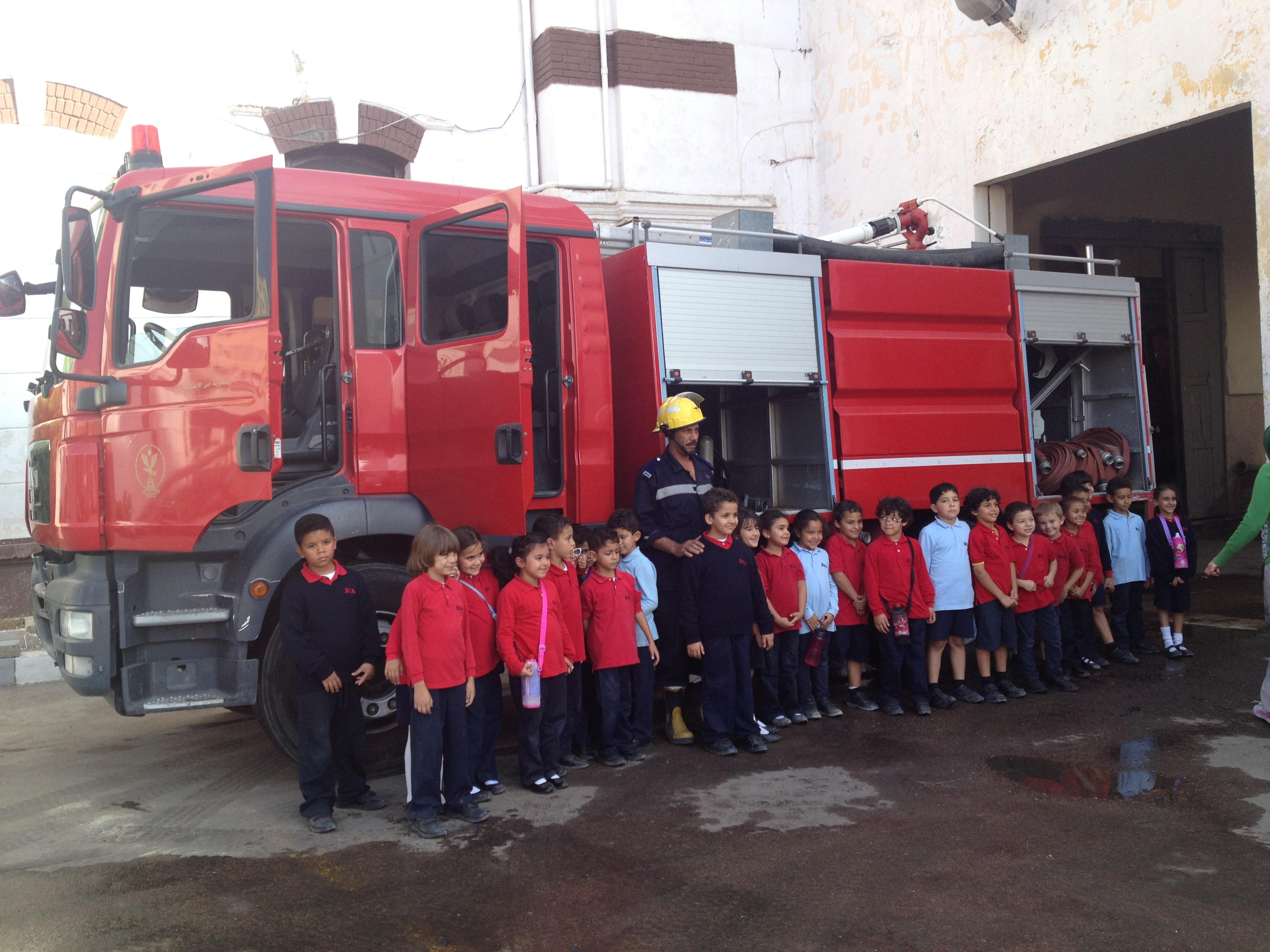 Fire Department Visits