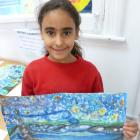 Nabila's starry night