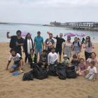 The Beach Clean Up